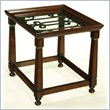 ADD TO YOUR SET: Hammary Drayton Rectangular End Table in Brown