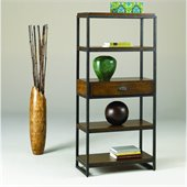 Hammary Baja Etagere in Umber