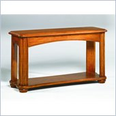 Hammary Fremont Sofa Table in Dark Ash