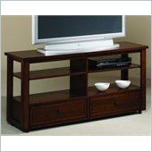 Hammary Nuance Entertainment Console in Cherry