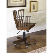 Hammary Mercantile Chair in Whiskey Finish
