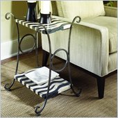 Hammary Hidden Treasures Asela Accent Table