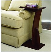 Hammary Chairsides Gushue End Table in Cherry