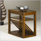 Hammary Chairsides Douglas End Table in Cherry