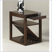 Hammary Chairsides Douglas End Table in Kanson