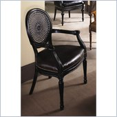 Hammary Hidden Treasures Leather Accent Chair