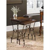 Hammary Hidden Treasures Nesting Table