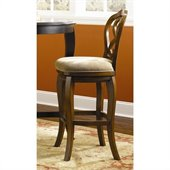Hammary Hidden Treasures 30 Bar Stool in Cherry