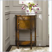 Hammary Hidden Treasures Demilune Accent Table