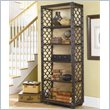 ADD TO YOUR SET: Hammary Boracay Etagere in Deep Brown