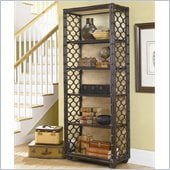 Hammary Boracay Etagere in Deep Brown