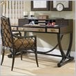 ADD TO YOUR SET: Hammary Boracay Desk in Deep Brown