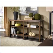 Hammary Studio Home Console Table in Oak