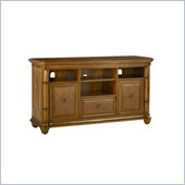 Hammary Grand Isle Entertainment Console in Amber