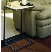 Hammary Modern Basics Accent Table in Textured Bronze
