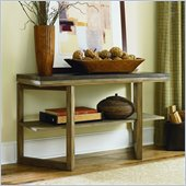 Hammary Spaces Sofa Table in Natural Dirftwood