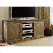 Hammary Spaces Entertainment Console in Natural Dirftwood