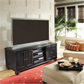Hammary Camden Entertainment Center 64 in Black