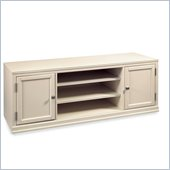 Hammary Camden 64 Entertainment Center in Painted White