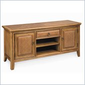 Hammary Antigua Entertainment Unit in Toasted Almond