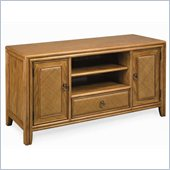 Hammary Antigua Entertainment Unit 54 in Toasted Almond