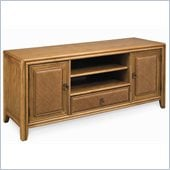 Hammary Antigua Entertainment Unit 64 in Toasted Almond