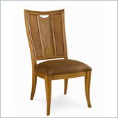 Hammary Antigua Desk Chair in Toasted Almond