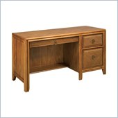 Hammary Antigua Desk 54 in Toasted Almond