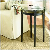 Hammary Hidden Treasures Accent Table in Dark finish