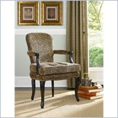 Hammary Hidden Treasures Leopard Accent Chair