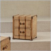 Hammary Hidden Treasures Canvas Drawer Accent Table