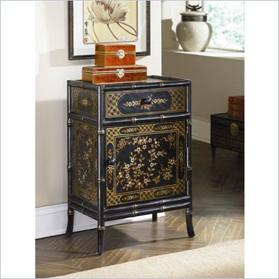Hammary Hidden Treasures Accent Chest in Antiqued Crackled Finish