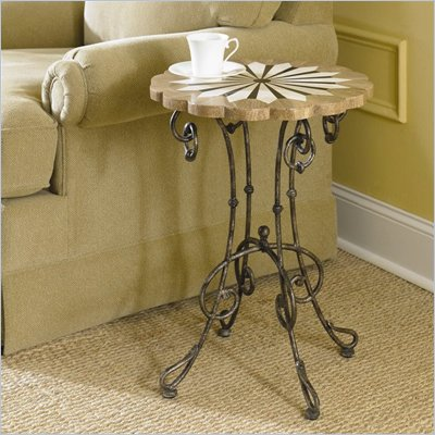 Hammary Hidden Treasures Vera Accent Table