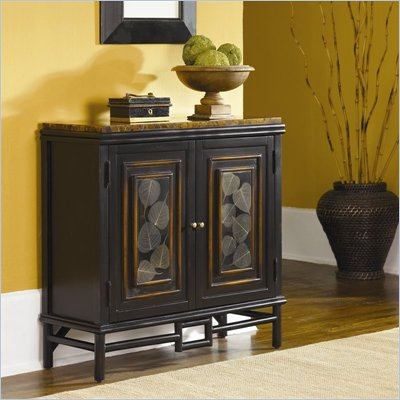 Hammary Hidden Treasures Accent Chest in Black