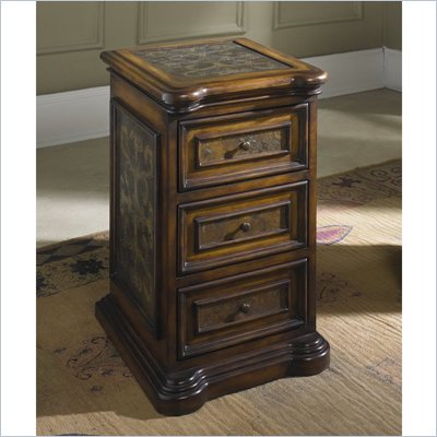 Hammary Hidden Treasures 3 Drawer Accent Chest
