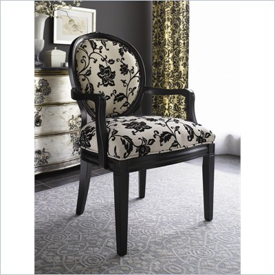Hammary Hidden Treasures Fabric Accent Arm Chair
