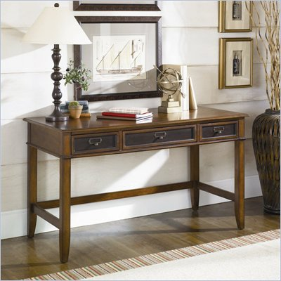 Hammary Mercantile Desk in Whiskey Finish