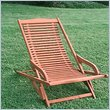 ADD TO YOUR SET: International Caravan Royal Tahiti Contemporary Patio Chair