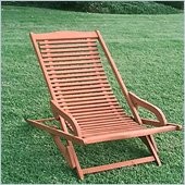 International Caravan Royal Tahiti Contemporary Patio Chair