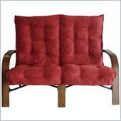 International Caravan Loveseat Cardinal Red