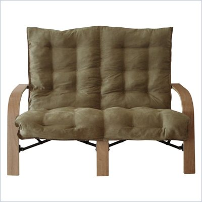 International Caravan Loveseat in Sage