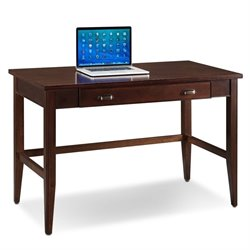 Leick Laurent Writing Desk in Chocolate Cherry