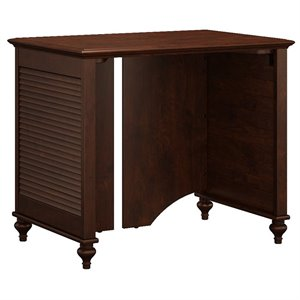 kathy ireland Office Volcano Dusk 34W Desk in Coastal Cherry
