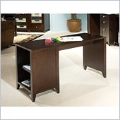 Kathy Ireland by Bush Grand Expressions Kid's Desk/Desk Return in Warm Molasses