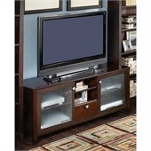 Kathy Ireland by Bush Grand Expressions 58 TV Stand in Warm Molasses