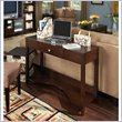 ADD TO YOUR SET: Kathy Ireland by Bush Grand Expressions Sofa Table in Warm Molasses