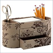 Kathy Ireland by Bush Grand Expressions Desktop Organizer