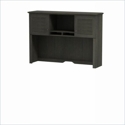 "Kathy Ireland by Bush Volcano Dusk 51"" Hutch in Kona Coast Finish"
