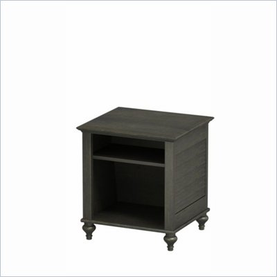 Kathy Ireland by Bush End Table in Kona Coast Finish