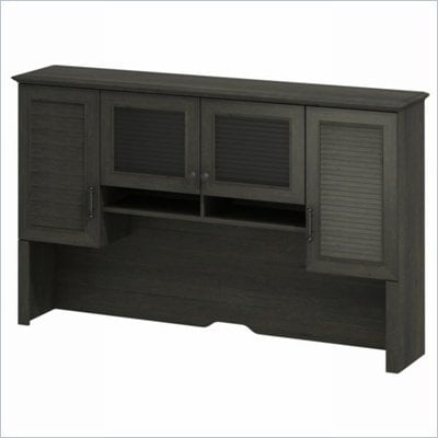 "Kathy Ireland by Bush Volcano Dusk 68"" Hutch in Kona Coast Finish"